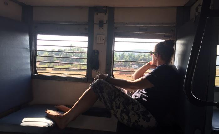 All aboard the BangaloreExpress